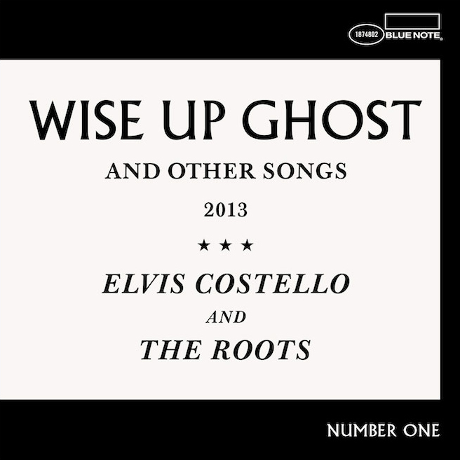 Elvis Costello x The Roots - Wise Up Ghost