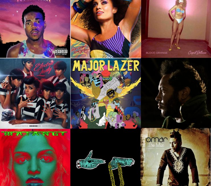 Year's Best: Okayplayer's Top 13 albums of 2013