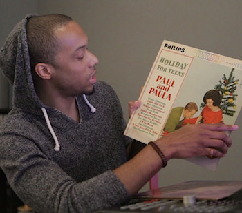Black Milk Makes A Beat From 3 Random Records In The Latest Edition Of Mass Appeal's 'Rhythm Roulette' Series
