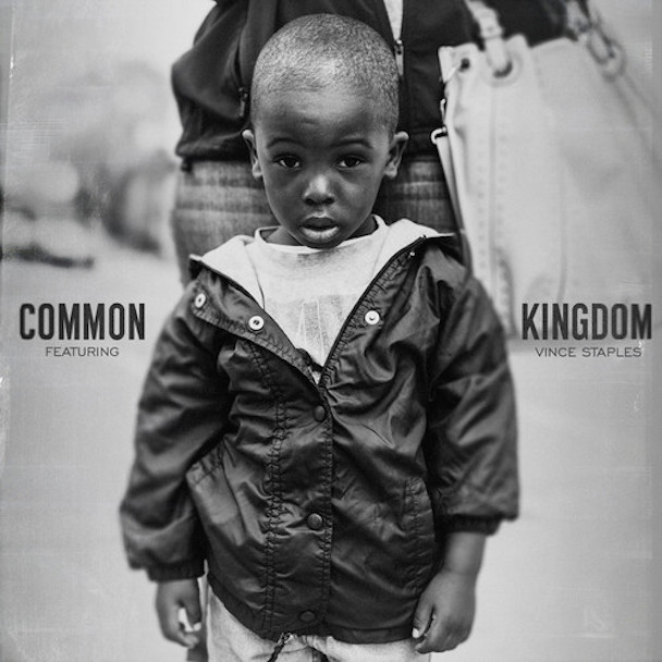 """Common Takes Us Behind the Scenes - The Making Of """"Kingdom"""" feat. Vince Staples"""