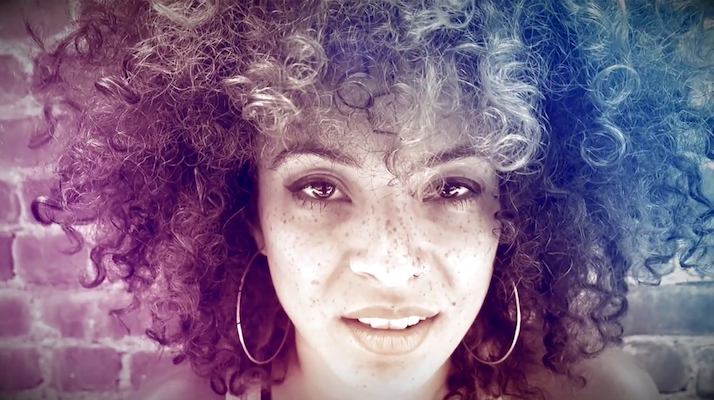 """Newcomer Kandace Springs Covers Sam Smith In The Official Video For """"Stay With Me."""""""