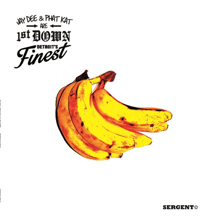 Sergent Records Drops 1st Down's (J Dilla & Phat Kat) Unreleased Demos ca 96-97 + EP Preview