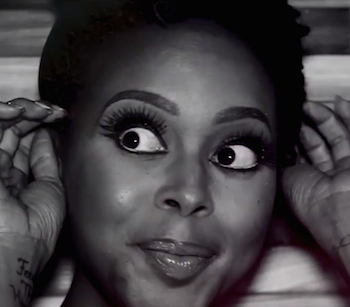 """Chrisette Michele Drops The Official Video For """"Super Chris"""" From Her Forthcoming 'The Lyricists Opus' LP DIrected By E. Mackey."""