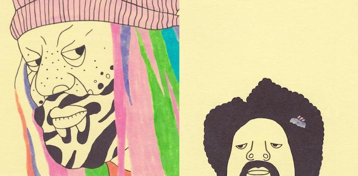Live For The Funk, Die For The Funk : Questlove And George Clinton Set To Wax Poetic In Harlem 10/28