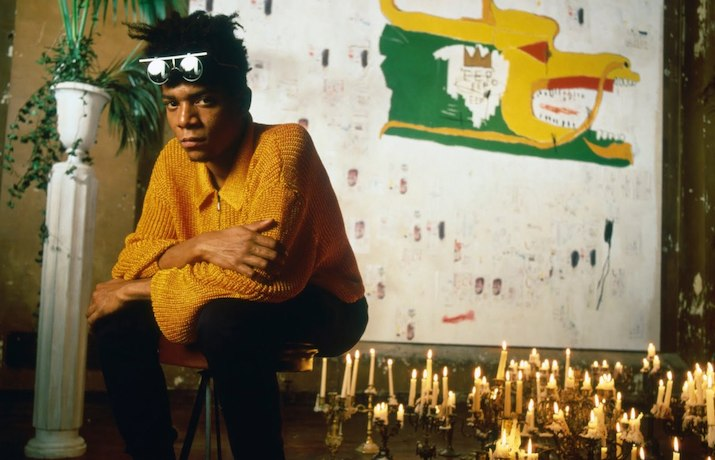 Visual Culture : Jean-Michel Basquiat's Rarely Seen Notebooks To Be Exhibited At Brooklyn Museum