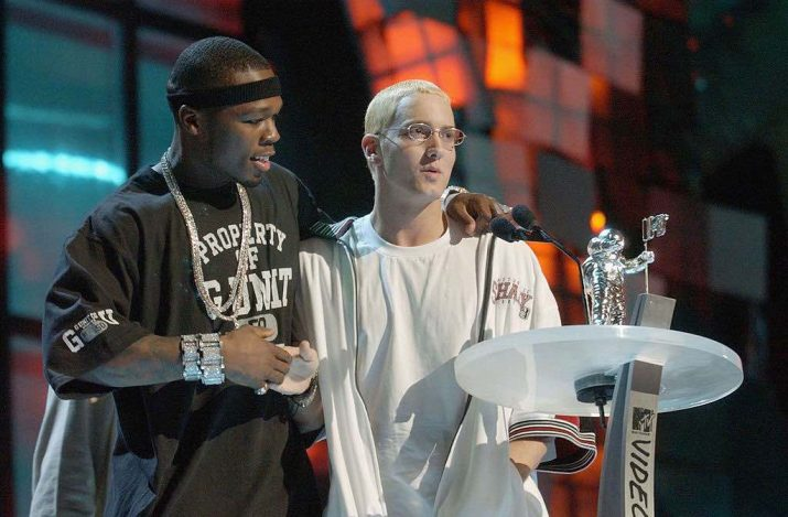 """""""You Can't Argue With A Fool"""": 50 Cent Says He Told Eminem Not To Respond To Nick Cannon Disses"""