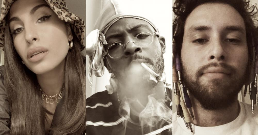 The Round-Up: Best Songs of The Week - ft. Knxwledge, Snoh Aalegra, Nick Hakim, and More