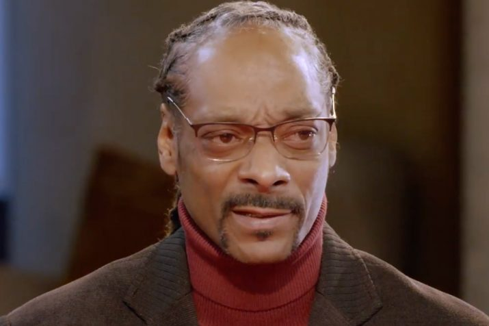 Snoop Dogg Red Table Talk Interview