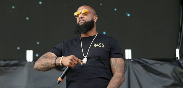 Slim Thug Becomes First Confirmed Rapper To Test Positive For Coronavirus