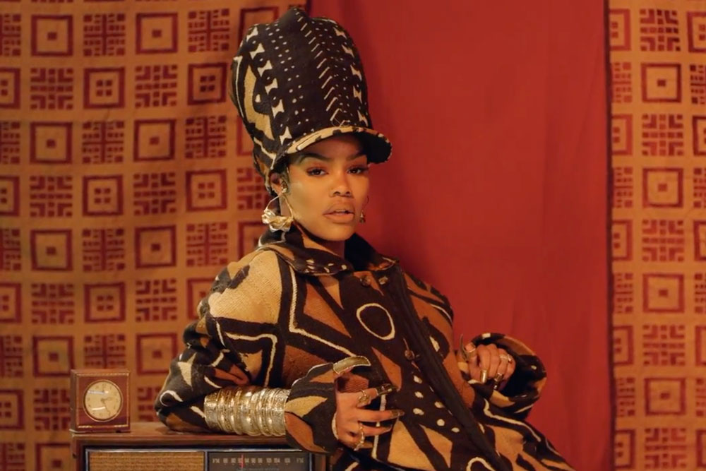 Teyana Taylor We Got Love Music Video
