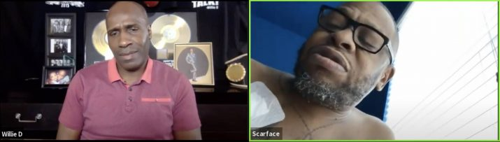 """I Take Dialysis Four Times A Week"": Scarface Offers Update On COVID-19 Recovery"