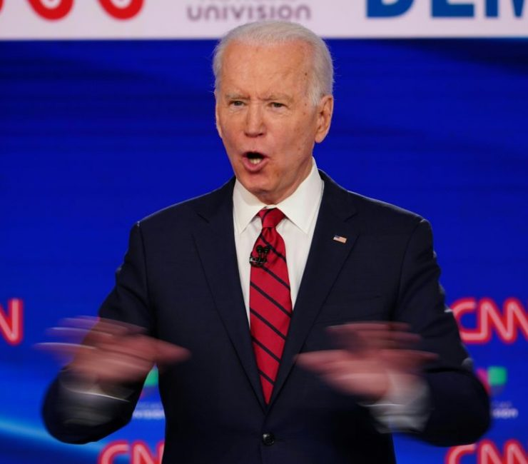 """According To Biden, Black People """"Ain't Black"""" If They're Undecided Between Him And Trump"""