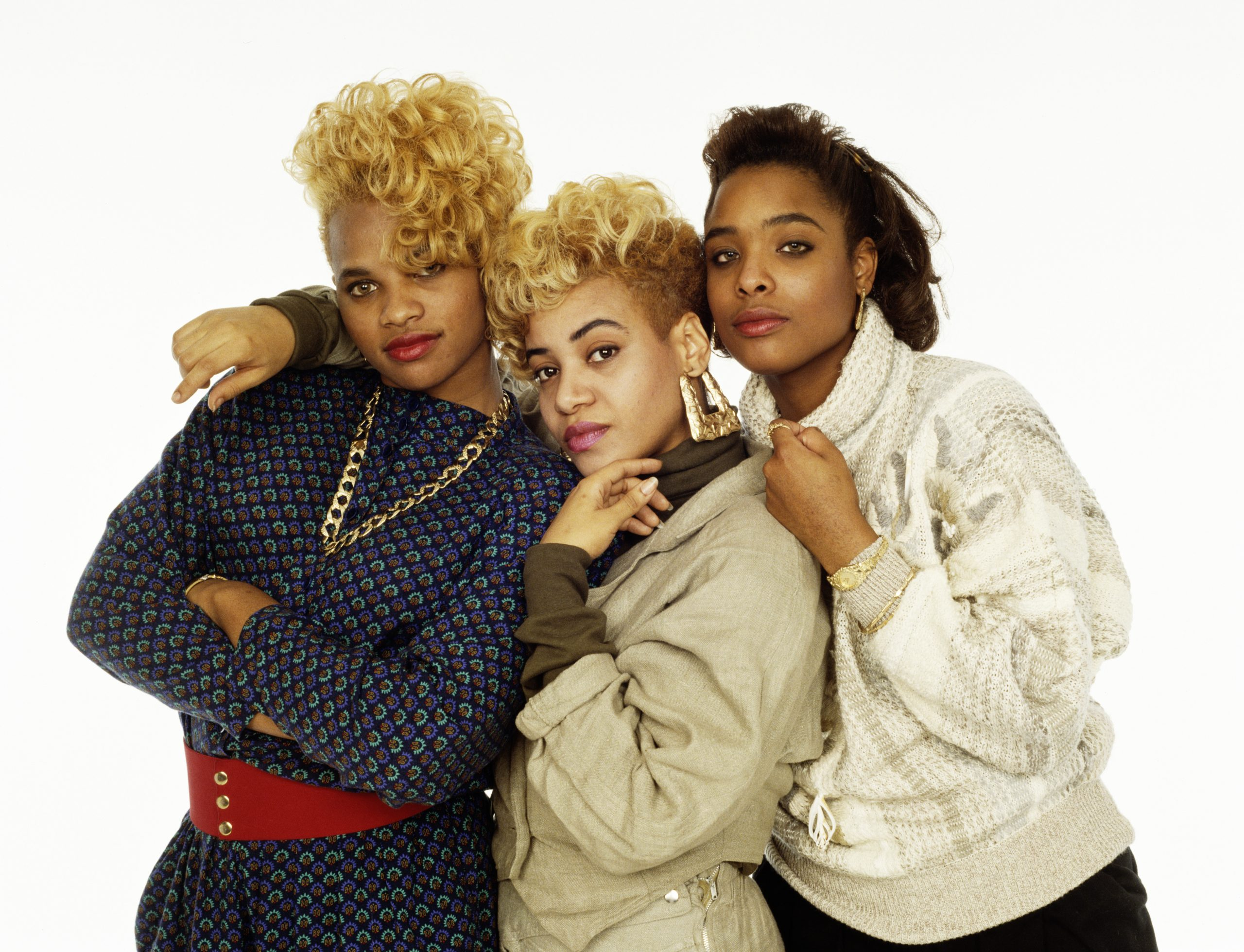 female rappers Salt-n-Pepa