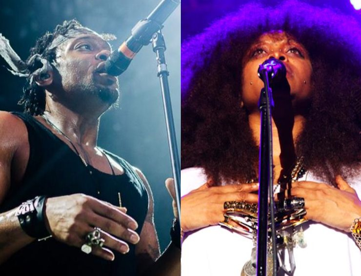 Unreleased D'Angelo and Erykah Badu Collaboration Set to Premiere on Gilles Peterson's BBC Radio Show