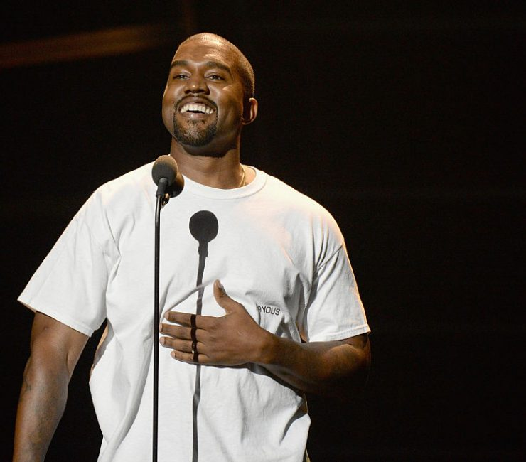 """Kanye Samples His Mom Quoting KRS-One's """"Sound Of Da Police"""" In New Song """"Donda"""""""