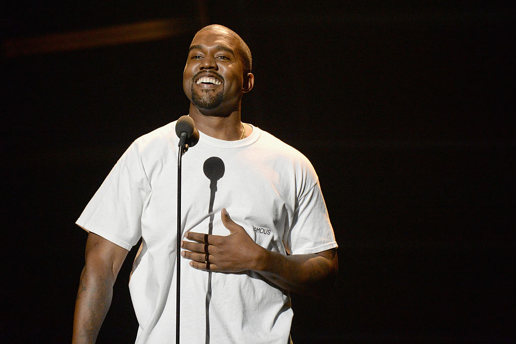"Kanye Samples His Mom Quoting KRS-One's ""Sound Of Da Police"" In New Song ""Donda"""
