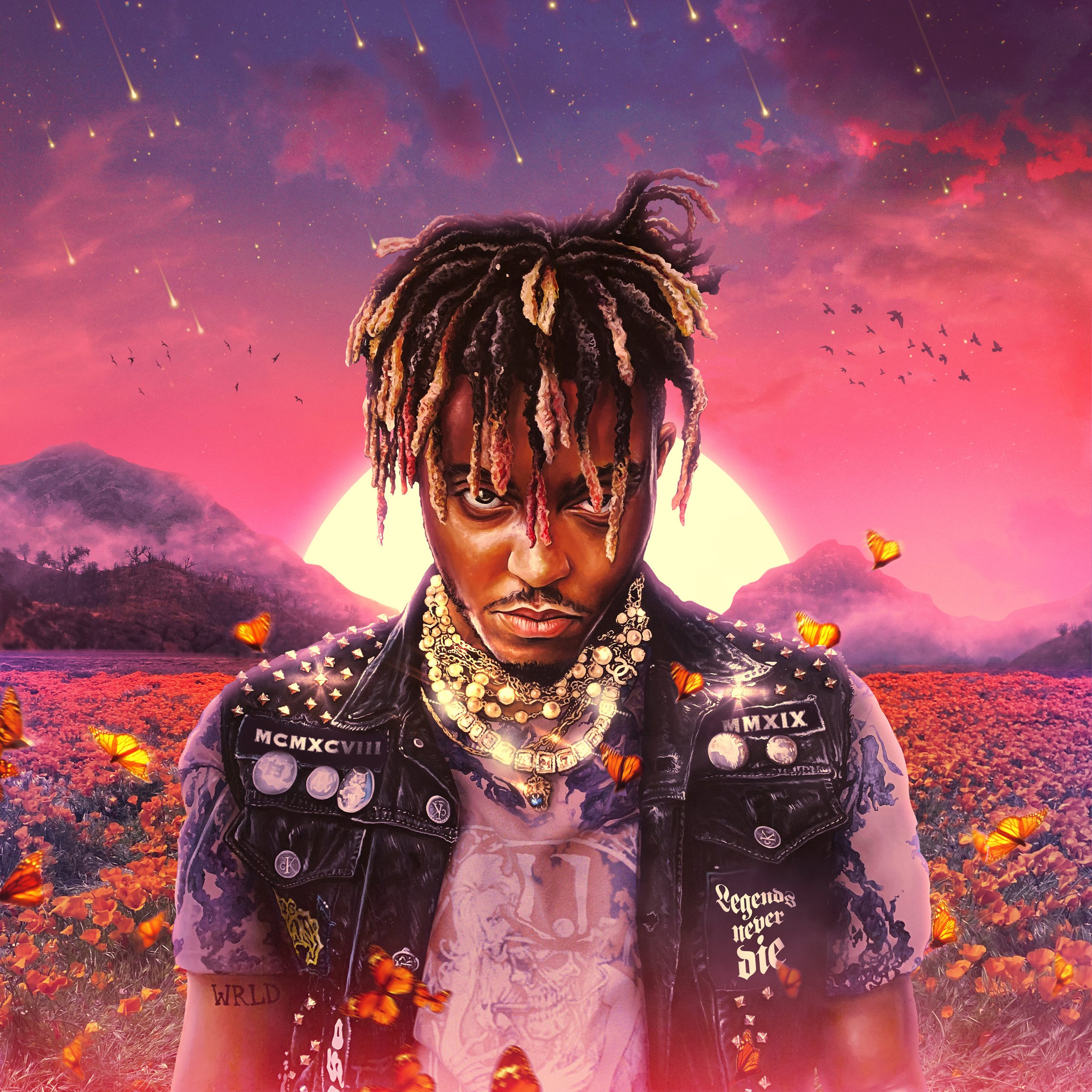 Juice Wrld Album Cover