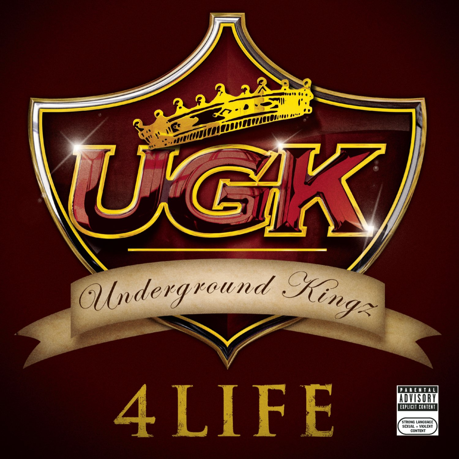 UGK Album Cover