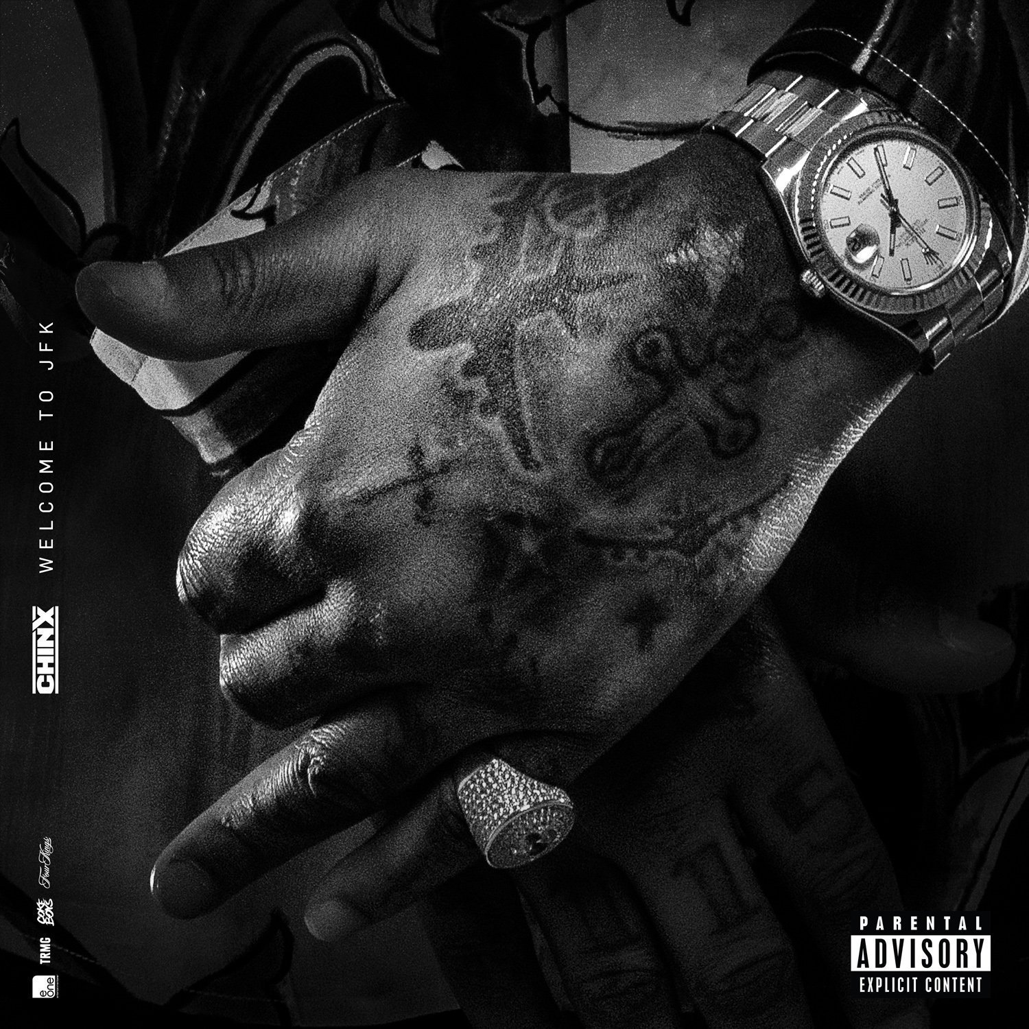 Chinx Album Cover Posthumous Rap Albums