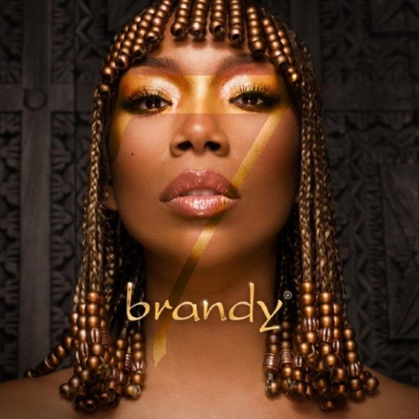 Brandy's 'B7' Album Cover