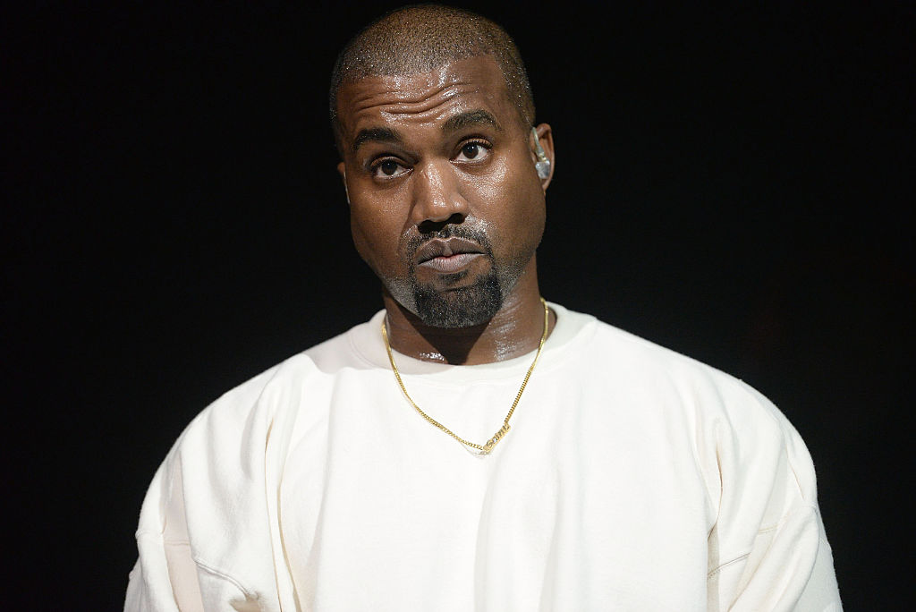 Kanye West Insinuates Presidential Campaign Is To Hurt Biden