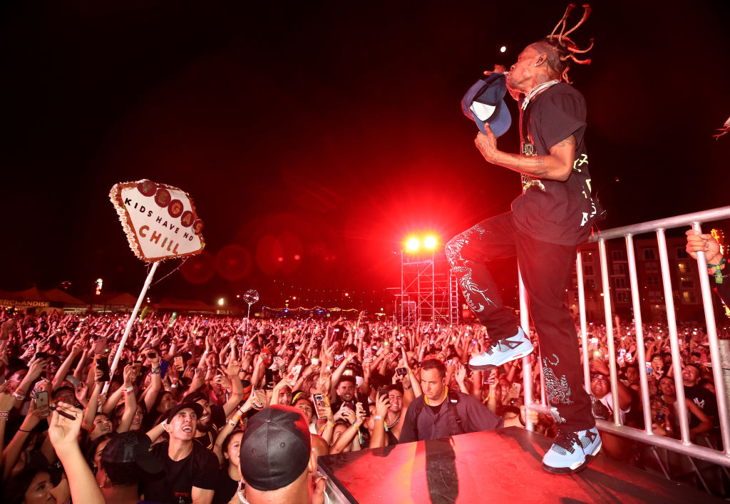 Travis Scott's 'Rodeo' Was The Moment He Became Rap's Beloved Rager
