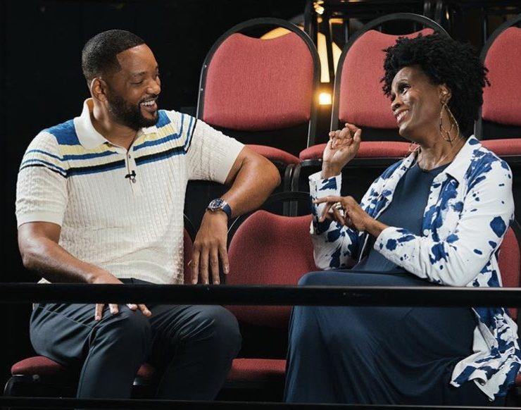 Will Smith Janet Hubert