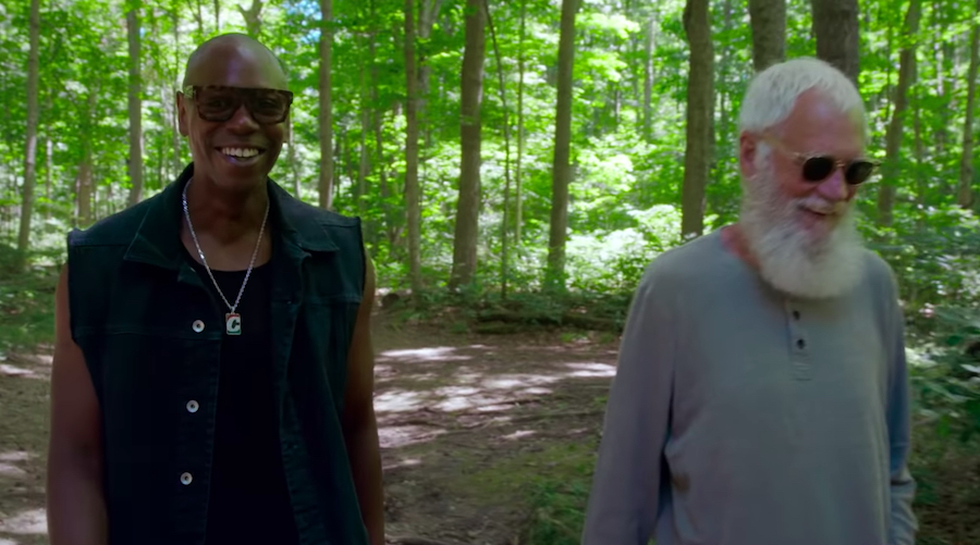 Dave Chappelle Discusses Police Killings in Trailer for Season 3 of My Next Guest Needs No Introduction