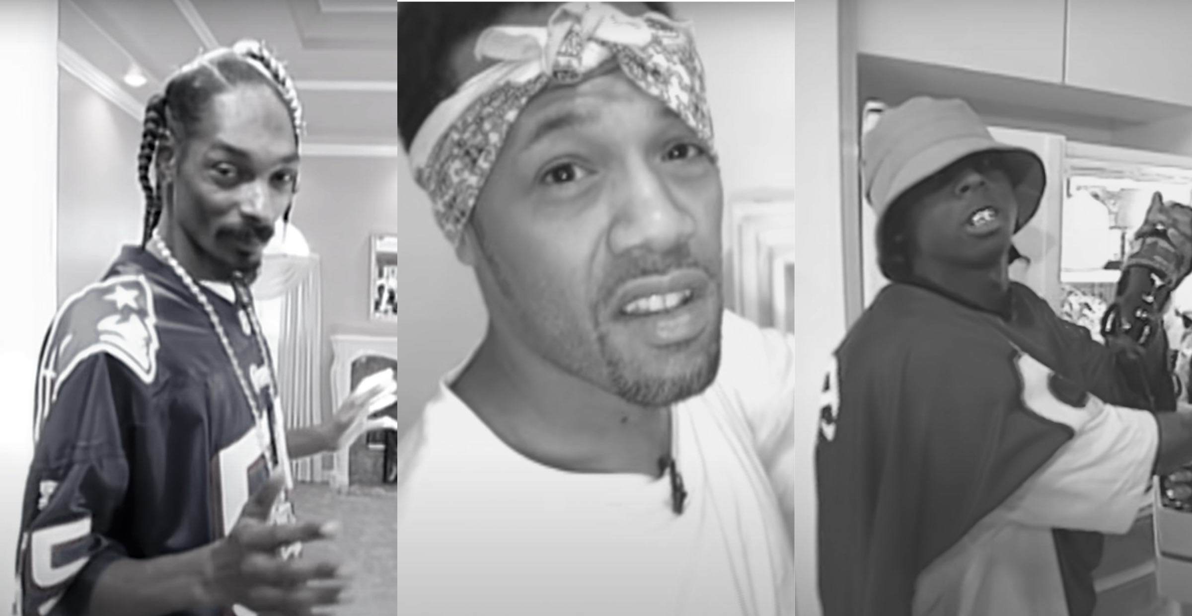 MTV Cribs episodes Snoop Dogg, Redman, Lil Wayne