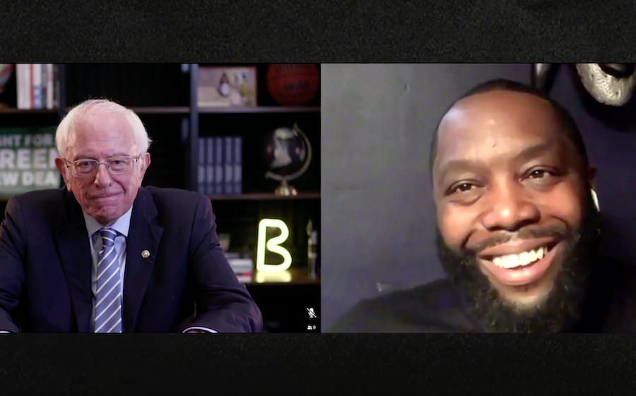 Watch Killer Mike and Bernie Sanders Discuss The Plan for Progressives After Election Day