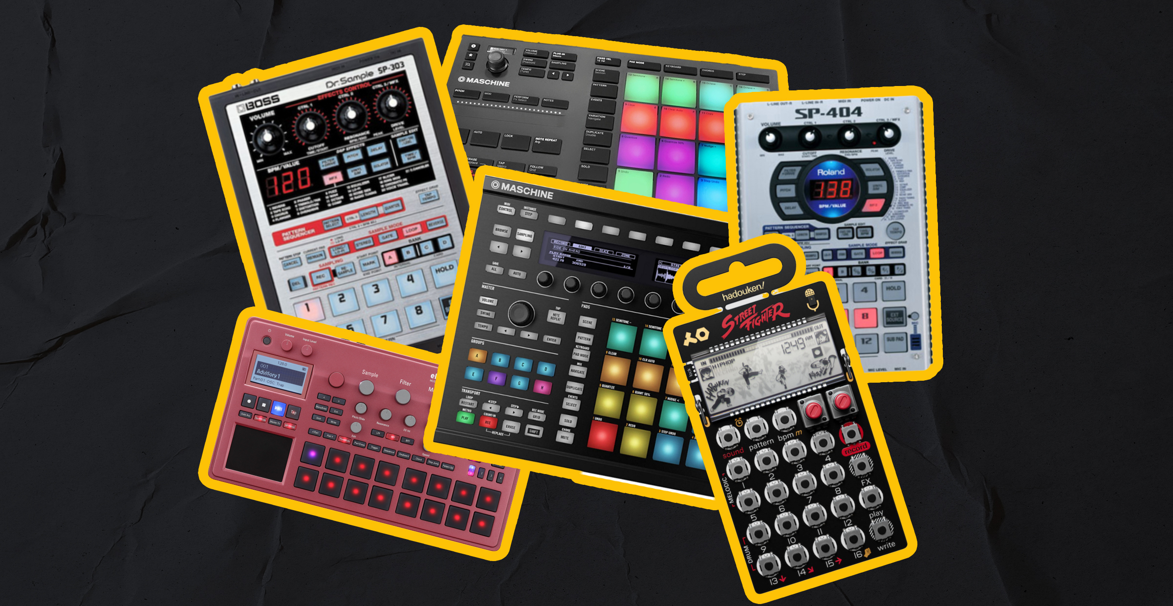 Samplers Under $300 for Producers on a Budget