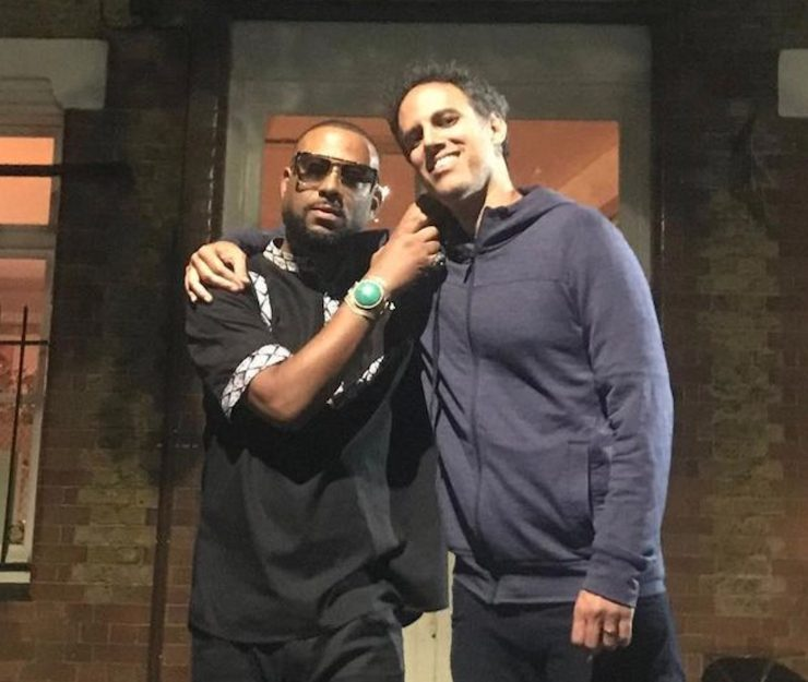Madlib Announces New Collaborative Album with Four Tet