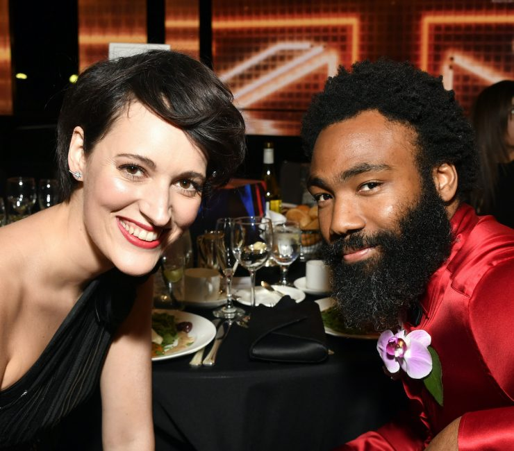Donald Glover and Phoebe Waller-Bridge Set to Star in 'Mr. & Mrs. Smith' Series
