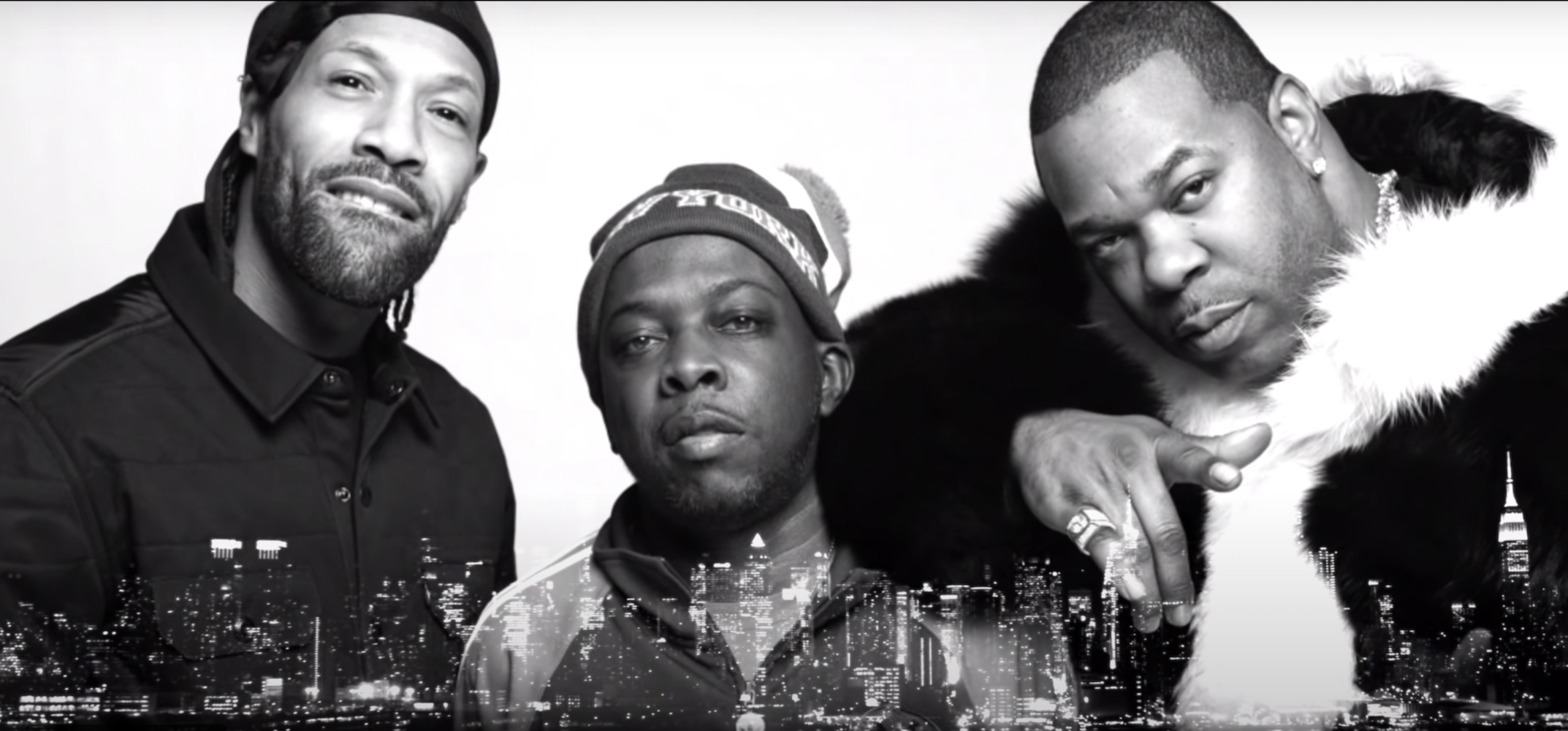 "Phife Dawg Squares Up with a Shady Label Exec in The Director's Cut of ""Nutshell Pt. 2"" Video"