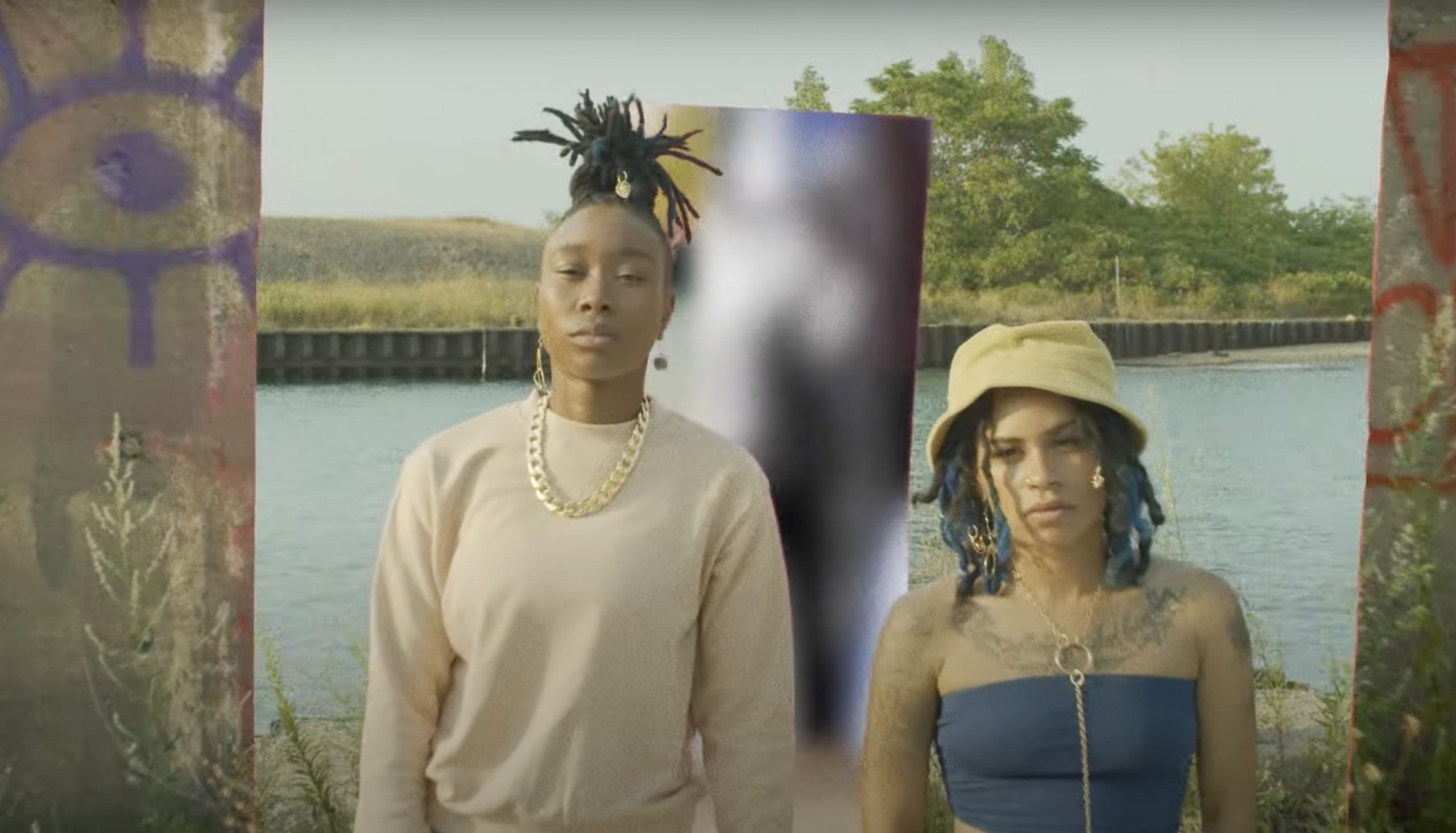 Female rappers Mother Nature