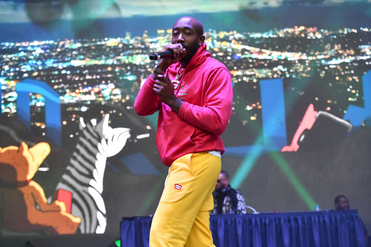 Freddie Gibbs Will Play A Rapper Turned Farmer In Film Debut 'Down With The King'
