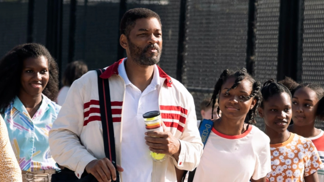 Will Smith stars as Richard Williams in the trailer for the upcoming biopic, 'King Richard'