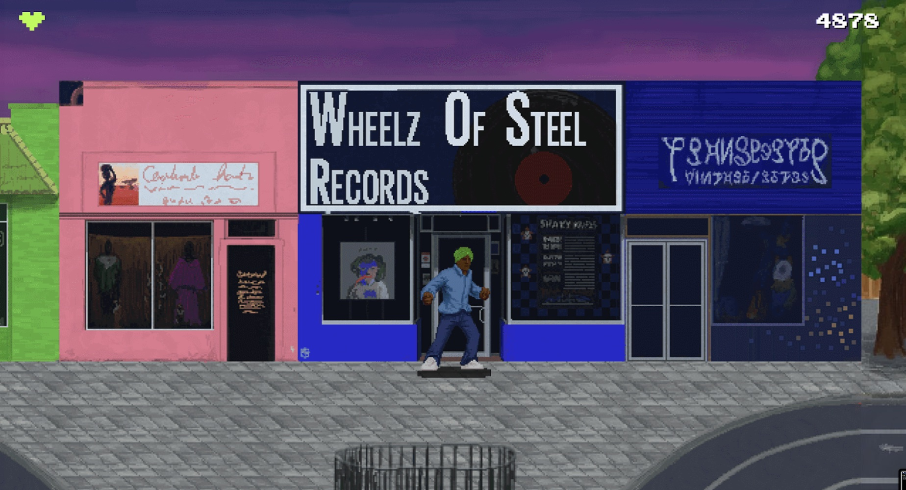 Outkast video game