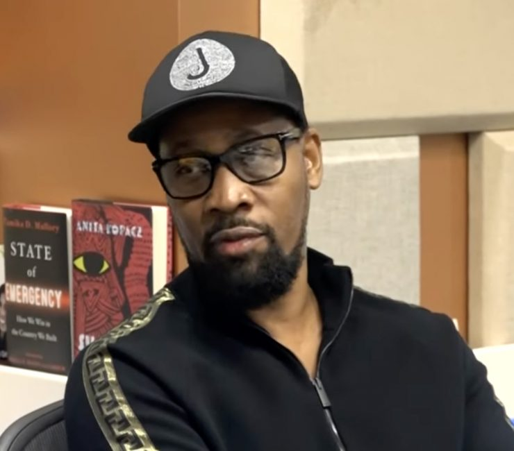 RZA sits with The Breakfast Club for a candid new interview.